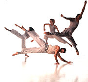 Dough Varone dance group